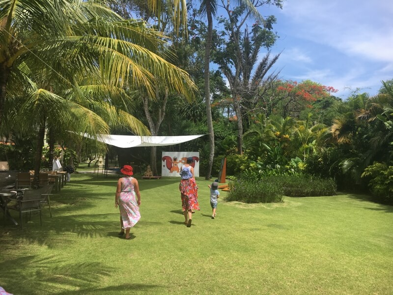things to do in Nusa Dua Bali with kids