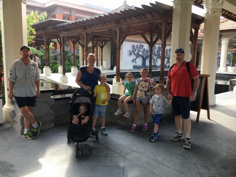 Bali Holidays with kids