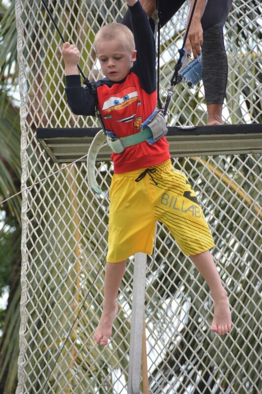 Club Med Bali Trapeze