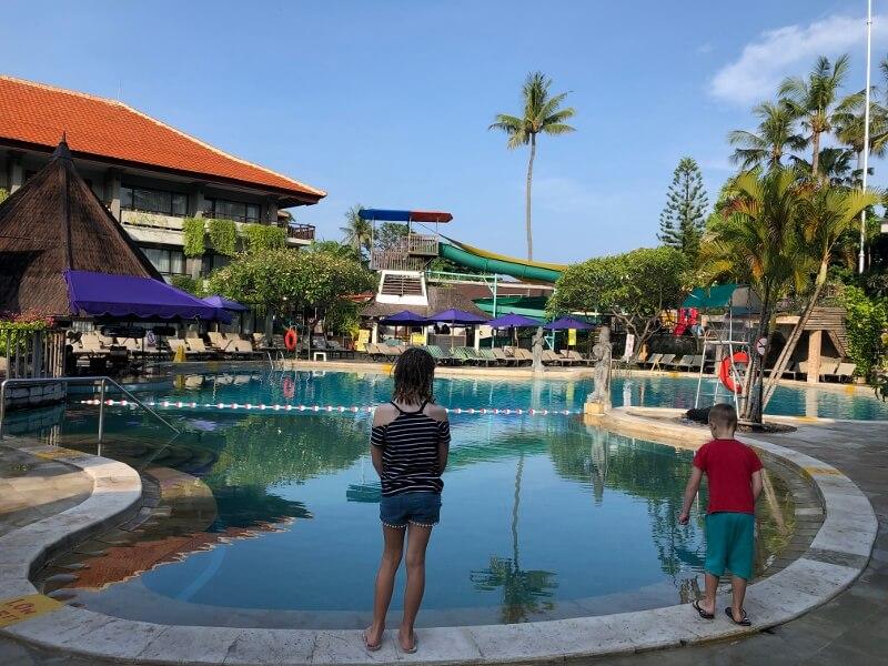 Bali Dynasty Pool