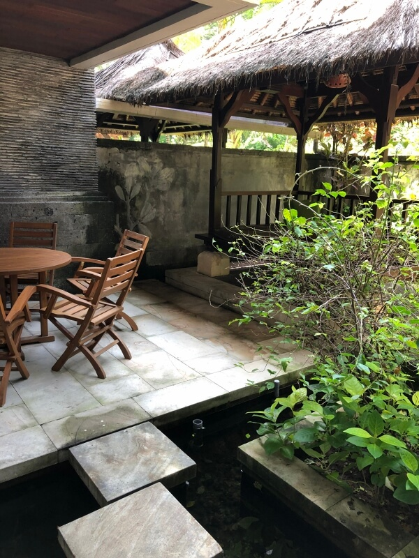 novotel nusa dua 3 bedroom private pool